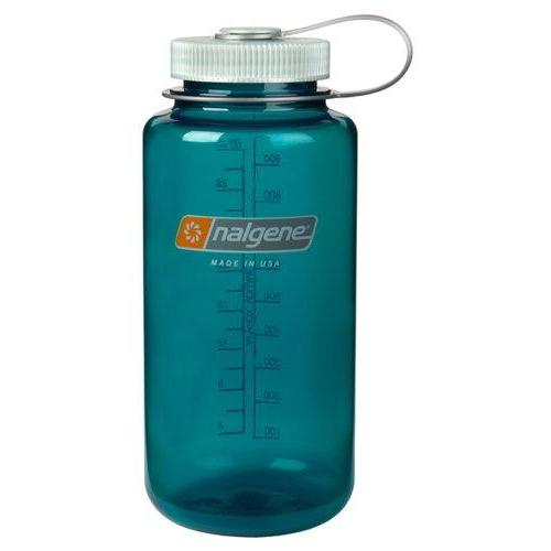 Nalgene Tritan Wide Mouth BPA-Free Water Bottle, Trout Green, 32-Ounces Sport & Recreation Nalgene