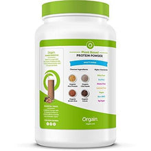 Orgain Organic Plant Based Protein Powder Supplement Orgain