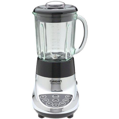 Cuisinart SPB-7CH SmartPower 40-Ounce 7-Speed Electronic Bar Blender, Chrome Kitchen & Dining Cuisinart