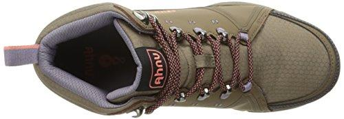 Ahnu Women's Alamere Mid Hiking Boot, Muir Woods, 10 M US