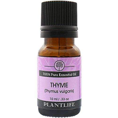 Thyme Essential Oil (100% Pure and Natural, Therapeutic Grade) 10 ml