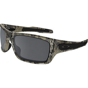 Oakley Men's Turbine Sunglasses Bare Camo/Black