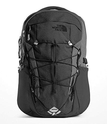 The North Face Borealis Backpack - TNF Dark Grey Heather & TNF Medium Grey Heather - OS