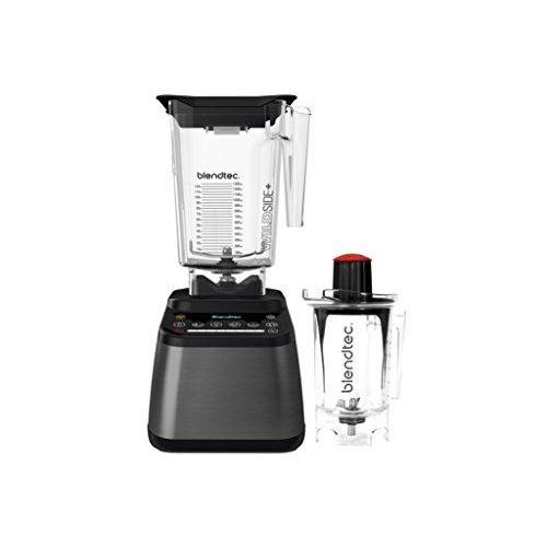 Designer 725 Blender with Wild Side and Twister Jar, Gunmetal