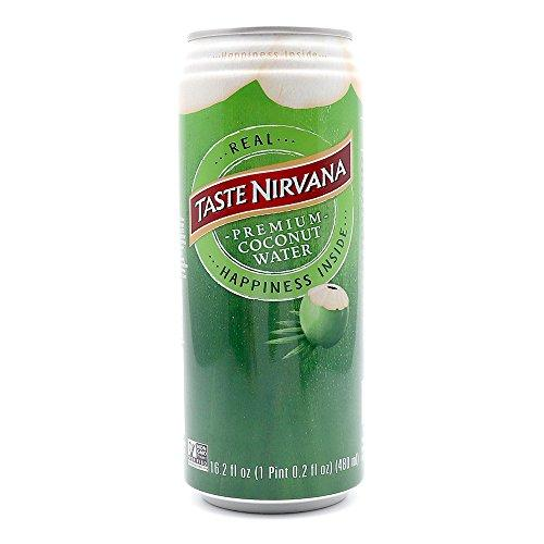 Taste Nirvana Real Coconut Water (Pack of 12)