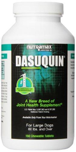 Nutramax Dasuquin for Dogs Over 60 Pounds - 150 Tablets Animal Wellness Nutramax