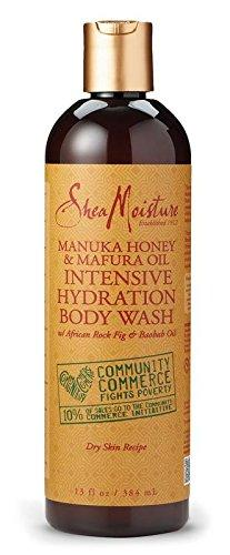 SheaMoisture Manuka Honey & Mafura Oil Intensive Hydration Body Wash | 13 fl. oz.