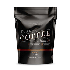 Complete Nutrition Maine Roast Protein Coffee, Mocha Latte, 16.8 Ounce