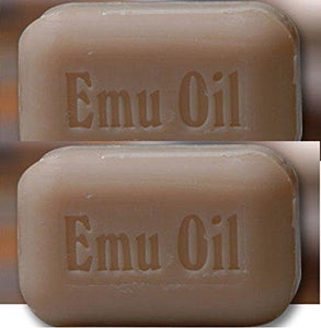 Soap Works Emu Oil Soap Bar 2 BARS (110g) Brand