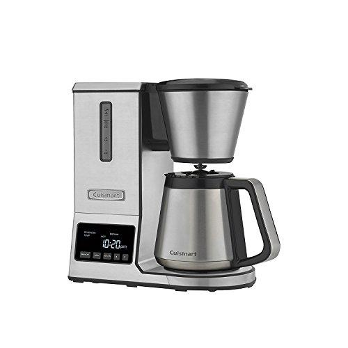 Cuisinart CPO-850 Pour Over Coffee Brewer Thermal Carafe, Stainless Steel Kitchen & Dining Cuisinart