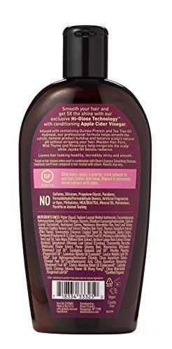 Desert Essence Smoothing Shampoo - 10 fl oz