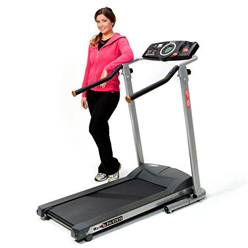 Exerpeutic TF900 High Capacity Fitness Walking Electric Treadmill, 350 lbs Sport & Recreation Exerpeutic