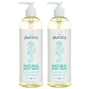 Natural Body Wash Beauty & Health Puracy