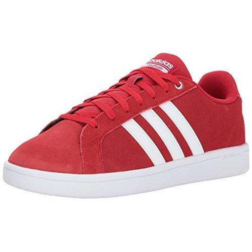 adidas Men's Swift Run Shoes,Scarlet/White/Matte Silver,11 M US Shoes for Men adidas