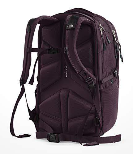 The North Face Women's Borealis Backpack - Galaxy Purple & Juicy Red - OS