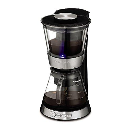 Cuisinart DCB-10 Automatic Cold Brew Coffeemaker, Silver Kitchen & Dining Cuisinart