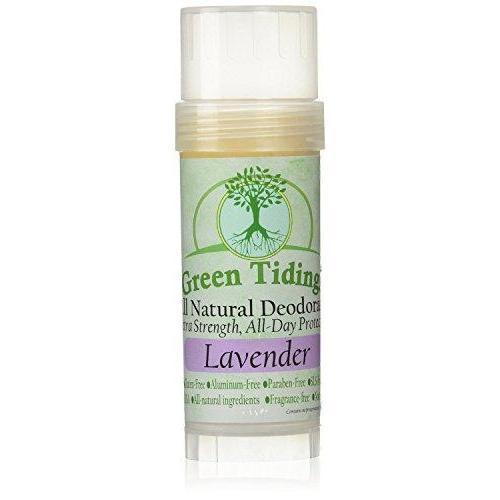 Green Tidings All Natural Deodorant 2.7oz Lavender