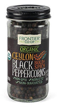 Ceylon Peppercorns, Black Whole, 12 Count (Pack of 12)