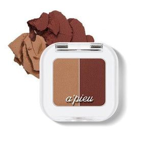 [A'PIEU] Mineral Mono Shadow Dual 1g x 2colors #06