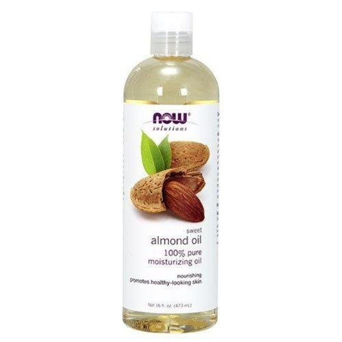 NOW Sweet Almond Oil, 16-Ounce Food & Drink NOW Foods