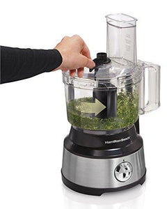 Food Processor & Vegetable Chopper with Bowl Scraper, 10 Cup, Electric