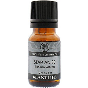 Star Anise 100% Pure Essential Oil - 10 ml