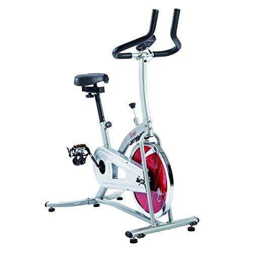 Sunny Health and Fitness Indoor Cycling Bike Sport & Recreation Sunny Health & Fitness