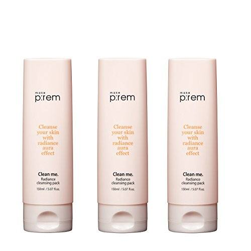 Make p:rem clean me. radiance cleansing pack x 3ea ( 3 pieces) Made in Korea