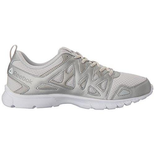 fd4f45e32 ... Reebok Women's Run Supreme 3.0 MT Sneaker, Skull Grey/Silver/White, 8.5  ...