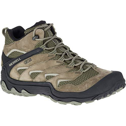 Merrell Men's Chameleon 7 Limit Mid Waterproof Hiking Boot