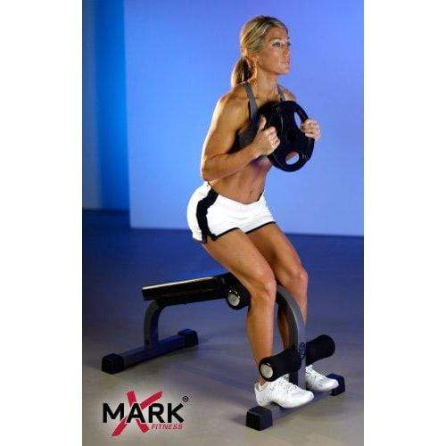 XMark Mini Ab Decline Bench XM-4415 Sport & Recreation XMark Fitness