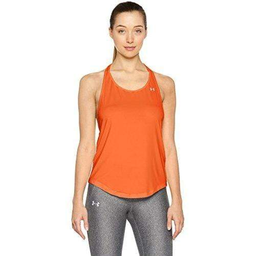 Under Armour Women's HeatGear Armour Mesh Back Tank Sport & Recreation Under Armour