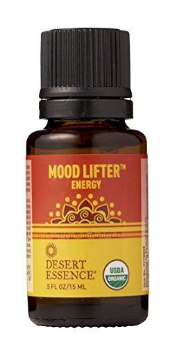 DESERT ESSENCE Org Mood Lifter Essential Oil, 0.02 Pound