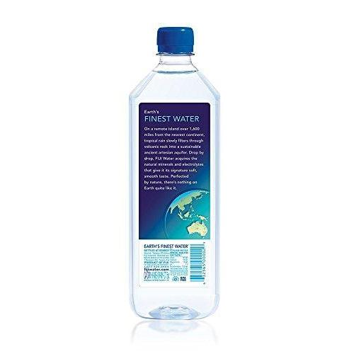 FIJI Natural Artesian Water, 33.8 Fl Oz (Pack of 12) Food & Drink FIJI Water