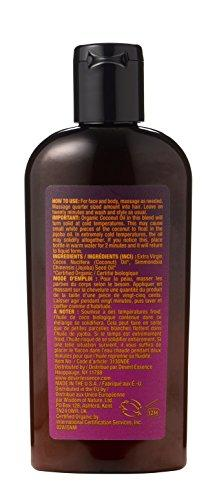 Desert Essence Org. Coconut and Jojoba Oil 4 fl oz