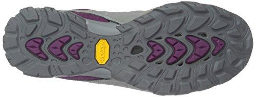 Ahnu Women's W Sugarpine Waterproof Hiking Shoe, Royal Magenta, 10.5 M US