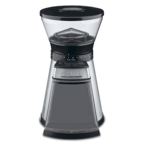 Cuisinart CBM-18N Programmable Conical Burr Mill Kitchen & Dining Cuisinart
