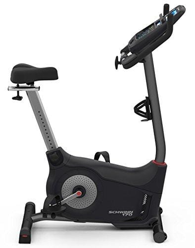 Schwinn Fitness 170 Upright Bike,Grey