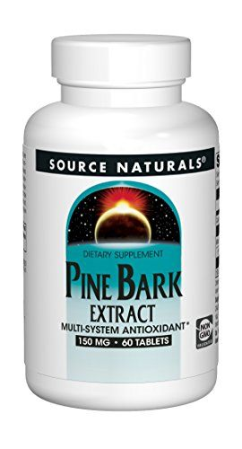 Source Naturals Pine Bark Extract 150mg - 60 Tablets