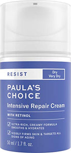 Paula's Choice RESIST Intensive Repair Cream, 1.7 oz Bottle, Anti-Aging Face Cream