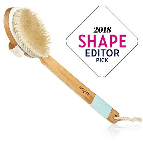 Dry Brushing Body Brush - Exfoliating Brush for Skin Care