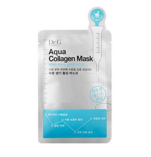 Dr.G Aqua Collagen Mask (Aquaring) 10ea by Dr. G