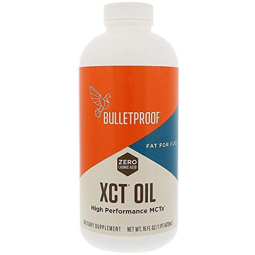 BULLETPROOF XCT Oil, 16 Fluid Ounce