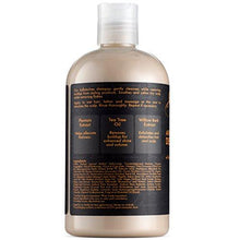 Shea Moisture African Black Soap Shampoo & Conditioner Set, 13 Ounce Each