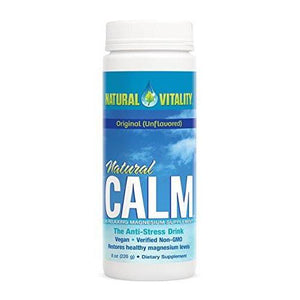 Natural Calm Drink, 8 oz.
