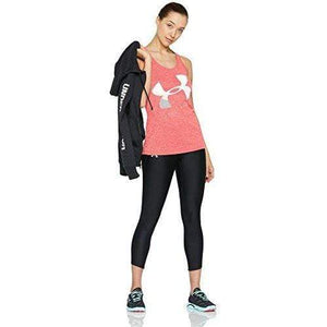 Under Armour Women's Tech Graphic Twist Tank