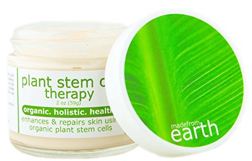 Made from Earth Plant Stem Cell Therapy Moisturizer Organic Plant Stem Cells and Botanical Hyaluronic Acid