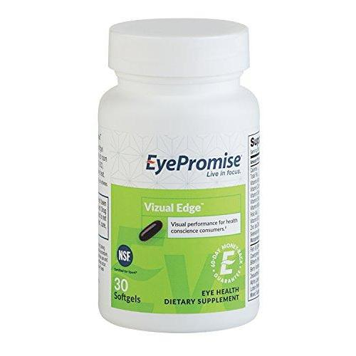 EyePromise Vizual Edge | Guaranteed to Improve Vision Supplement EyePromise