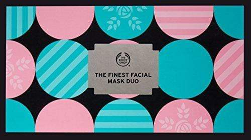 The Body Shop The Finest Facial Mask Duo Gift Set