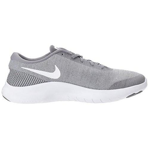 NIKE Men's Flex Experience 7 Running Shoe, Wolf Grey/White-Cool Grey, 12 Regular US Shoes for Men NIKE